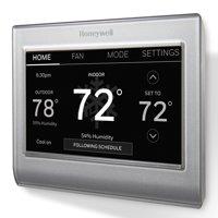 Honeywell RTH9585WF Smart Thermostat, No Hub Required