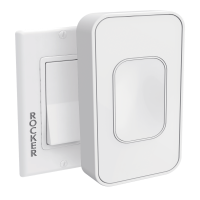 Switchmate Voice-Activated Wire-Free Smart Switch, No Hub Required