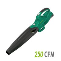 Weed Eater 20-Volt Cordless Interchangeable 250 CFM / 80 MPH Handheld Blower (includes 2.5Ah battery)
