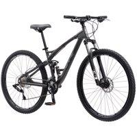 "29"" Mongoose XR-PRO Men's Mountain Bike, Black"