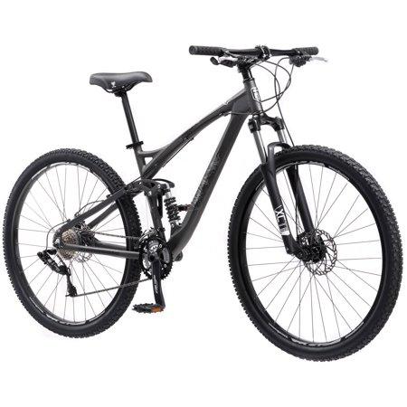 29 Mongoose Xr Pro Men S Mountain Bike Black Walmart Com