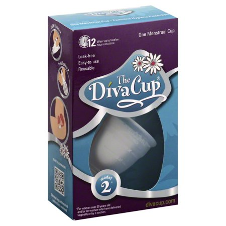 Cub Model (The DivaCup Model 2 Menstrual Cup )