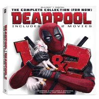 Deadpool: The Complete Collection (For Now) (Blu-ray + Digital)