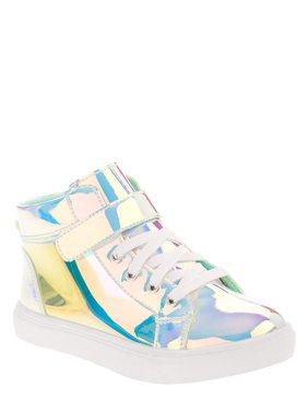 Girls Wonder Nation Translucent Hitop Sneaker