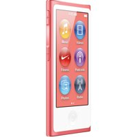 Apple iPod Nano 7th Generation 16GB Pink, Very Good Condition,  (Discontinued Color), MD475LL/A
