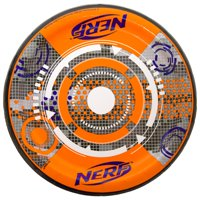 (4 Pack) Unique Industries Nerf Party Paper Dessert Plates, 7 In, 8 Count