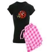 CafePress - Lady Beetle - Women's Dark Pajamas