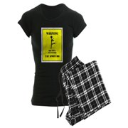 82692db21 CafePress - Tae Kwon Do Warning - Women's Dark Pajamas