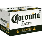 Coronita Extra Beer, 24 pack, 7 fl oz
