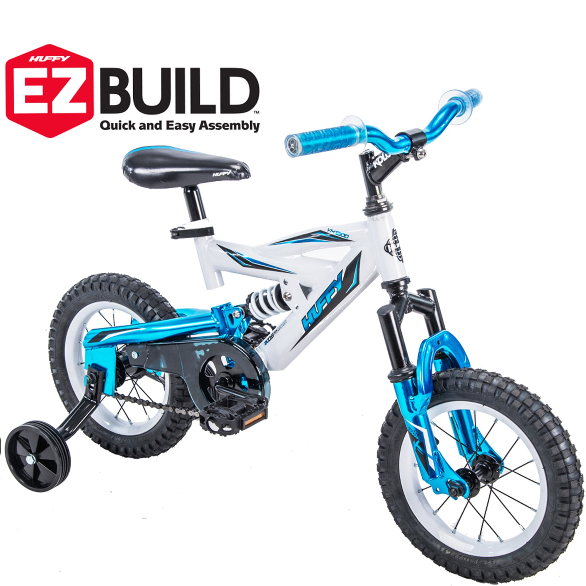 Fabulous Huffy 12 Ds 1200 Boys Ez Build Metaloid Bike Blue Gamerscity Chair Design For Home Gamerscityorg