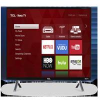"TCL 28"" Class HD (720P) Roku Smart LED TV (28S305)"
