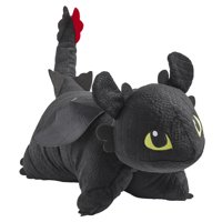 "Pillow Pets® NBCUniversal How to Train Your Dragon Toothless 16"" Stuffed Animal Plush Toy"