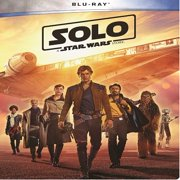 Solo: A Star Wars Story (Walmart Exclusive) (Blu-Ray)