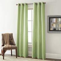 Home Essentials Solid Blackout Grommet Panel Curtain Set