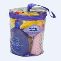 Baby Magic Bath Time Favorites Gift Set, 7 pc
