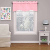 Eclipse Kendall Blackout Wave Girls Bedroom Curtain Valance