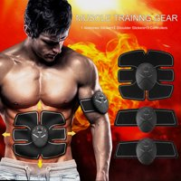Ultimate ABS Stimulator, Abdominal Muscle Trainer Smart Body Building Fitness For Abdomen/Arm/Leg/Hip Training