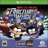 South Park: The Fractured But Whole Day 1 Edition, Ubisoft, Xbox One, 887256015787