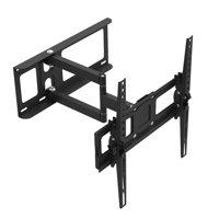 UBesGoo Full Motion TV wall mount Bracket 32 39 40 42 46 47 50 Inch LED LCD Flat Screen