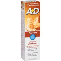 MSD Consumer Care A+D  Diaper Rash Ointment & Skin Protectant, 4 oz