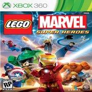 LEGO Marvel Super Heroes, Warner, Xbox 360, 883929319701