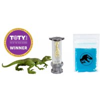 Jurassic World Slime Dino DNA Lab Kit with Velociraptor Dinosaur