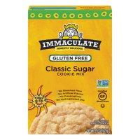 (4 Pack) Immaculate Baking Gluten Free Non-GMO Sugar Cookie Mix, 15 oz