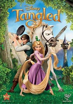 Tanged Rasp - Tangled (DVD)