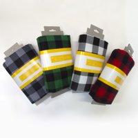 David Textiles Flannel Precut Fabric Buffalo Plaid 1.5 Yds X 42 Inches