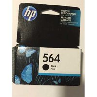 Hewlett Packard Hp 564 Black Ink Cartridge Stationery