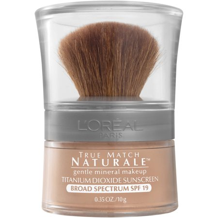 L'Oreal Paris True Match Mineral Foundation, 0.35 oz