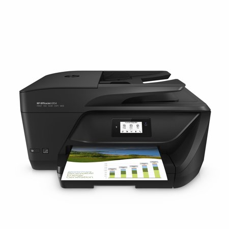 Hp Officejet 6954 All In One Wireless Printer With Two Sided
