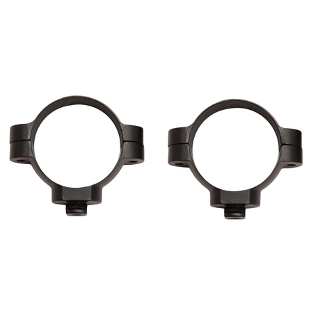 Rings 11mm Dovetail (Leupold Dual Dovetail Rings 34mm Tube Diameter, High Height, Matte Black)