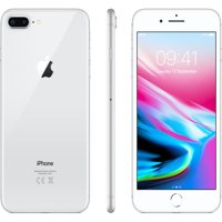Refurbished Apple iPhone 8 Plus 64GB, Silver - AT&T