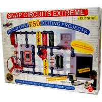 Snap Circuits Xtreme - Science Experiments Kit SC-750