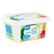 Great Value Garden Vegetable Cream Cheese Spread, 8 oz