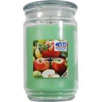 Mainstays Sweet Apple Candle, 20 oz