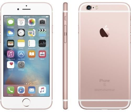 Apple iPhone 6S Plus 64GB - GSM Unlocked Smartphone - Rose Gold - Verizon Cdma Gsm Phone