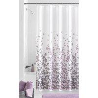Mainstays Sylvia Fabric Shower Curtain
