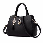 07601055f5 Meigar Fashion Leather Handbags For Women Shoulder Messenger Crossbody Bag  Purse Satchel