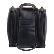 4c2c373a20 Royce Leather 263-BLACK-6 Deluxe Toiletry Bag - Black