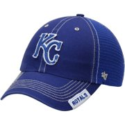 55bb9753142 Kansas City Royals  47 Turner Clean-Up Adjustable Hat - Royal - OSFA