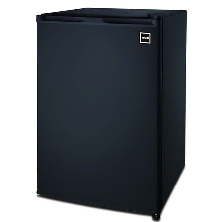 RCA 4.5 Cu Ft Single Door Mini Fridge RFR464, - Custom Fridge
