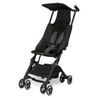 GB Pockit Lightweight Stroller, Monument Black