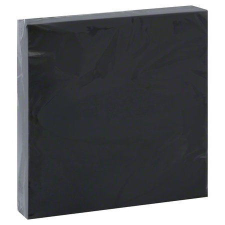 Paper Luncheon Napkins, 6.5 in, Black, 20ct](Grey Paper Napkins)