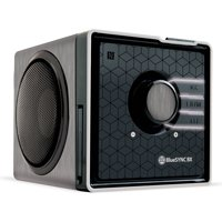 GOgroove BlueSYNC BX Portable Multimedia Bluetooth Speaker with NFC Technology and Removable Battery - Works With Apple , Samsung , LG and More Smartphones