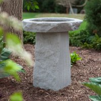 Kay Berry Cast Stone Bird Bath