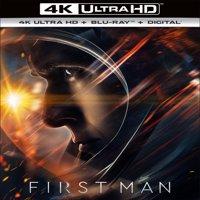 First Man (4K Ultra HD + Blu-ray + Digital Copy)
