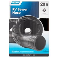Camco Standard 20 ft RV Sewer Hose