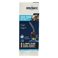 Bernzomatic, Basic Torch Kit, With Built In Ignition